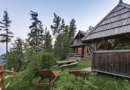 Villa in Podveža, Slovenia
