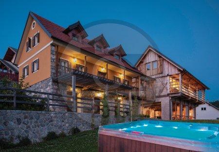 Villa in Štrekljevec, Slovenia