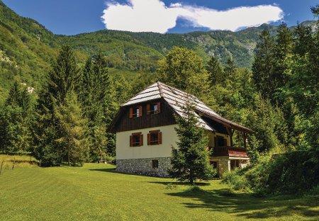 Villa in Lepena, Slovenia