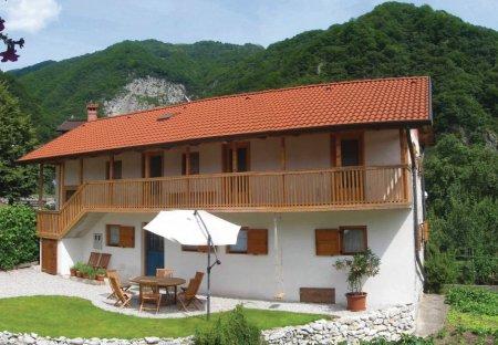 Villa in Poljubinj, Slovenia