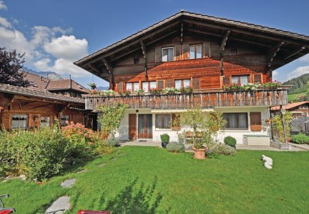 Apartment in Frutigen, Switzerland