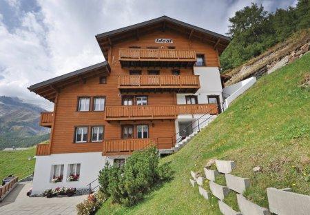 Apartment in Saas-Fee, Switzerland