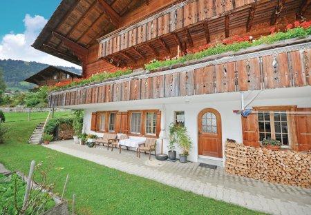 Studio Apartment in Frutigen, Switzerland