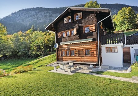 Villa in Bitsch, Switzerland