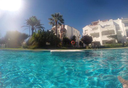 Apartment in Playa del Sol-Villacana, Spain