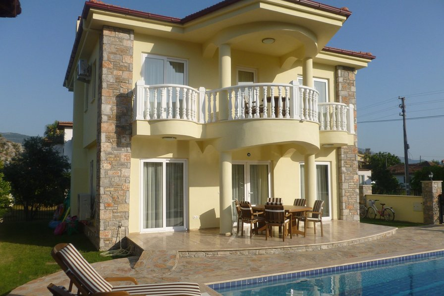 Villa To Rent In Dalyan Turkey With Private Pool 220252