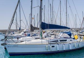 Boat in San Sebastián de la Gomera, La Gomera