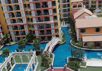 Apartment in Central Pattaya, Pattaya