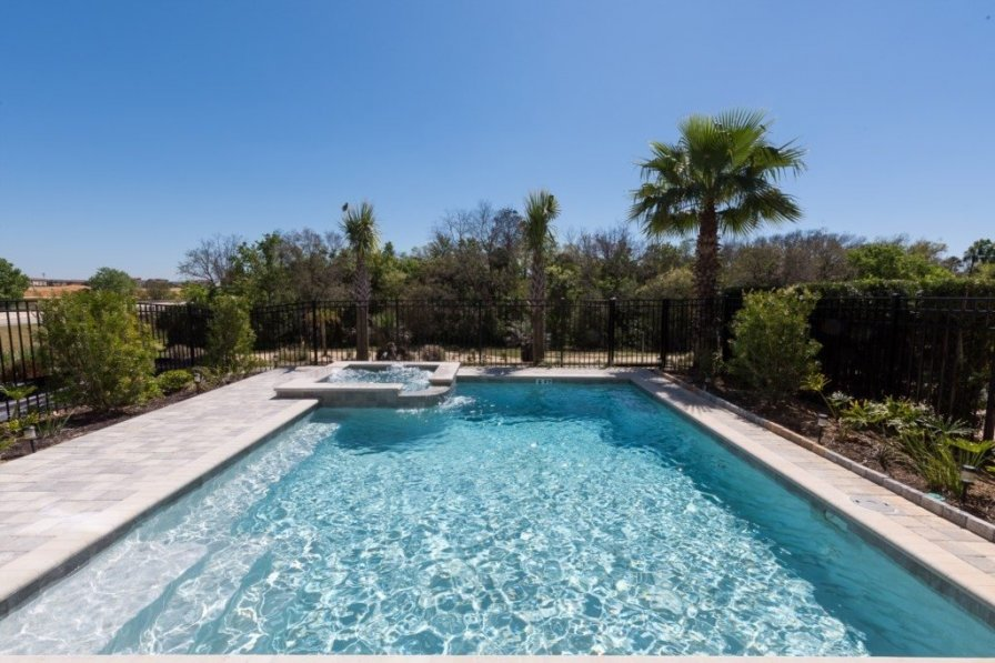 Villa To Rent In Four Corners Florida With Swimming Pool