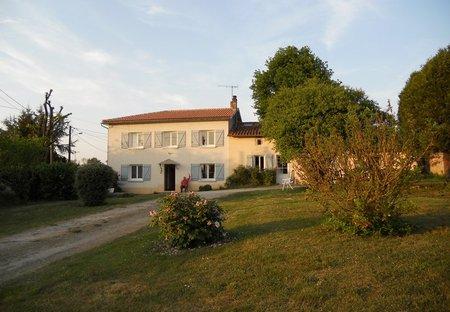 Farm House in Chasseneuil-sur-Bonnieure, France
