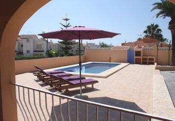 Apartment in Spain, San Bernardo