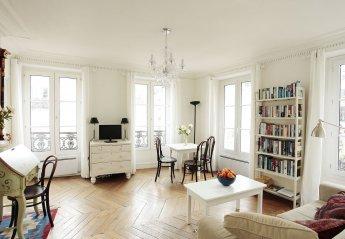 Apartment in France, Clignancourt