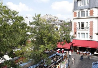 Apartment in Clignancourt, Paris