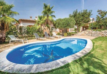 Villa in Mas Trempat, Spain