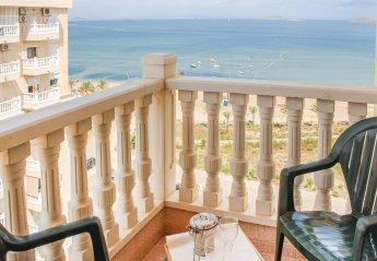 Apartment in Playa Paraíso (Cartagena), Spain