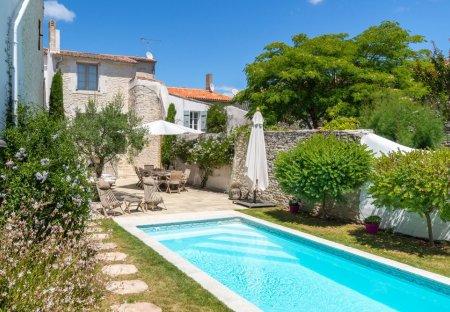 Villa in Le Bois-Plage-en-Ré, France