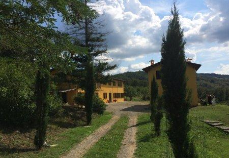 Villa in Castelnuovo, Italy