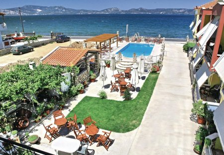 Villa in Lesvos, Greece