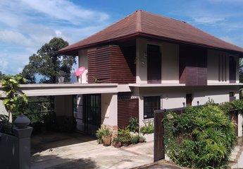 Villa in Thailand, Maenam