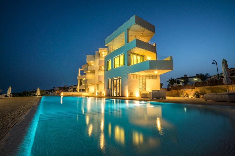 Apartment In Spain Amarilla Golf