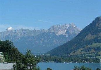 Apartment in Zell am See, Austria: View from Balcony