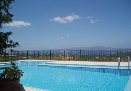 Villa in Apokoronas, Crete: Swimming Pool at Villa Amygdalia