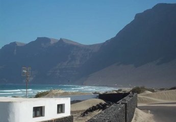 Cottage in Caleta de Famara, Lanzarote