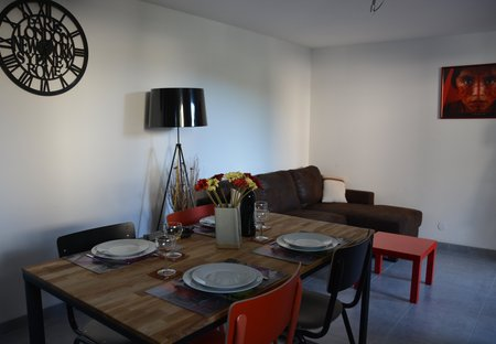 Apartment in Thollon-les-Mémises, France