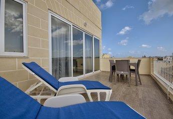 Penthouse Apartment in Il-Gzira, Malta