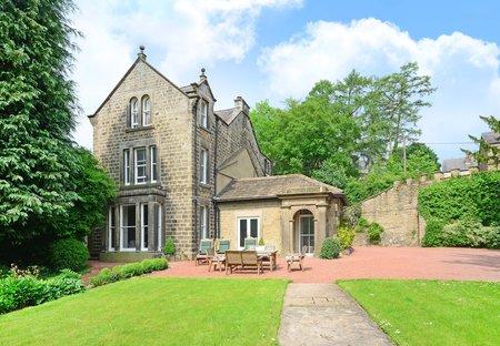 House in Bamford, England