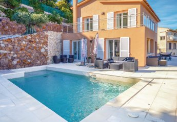 Villa in Théoule-sur-Mer, the South of France