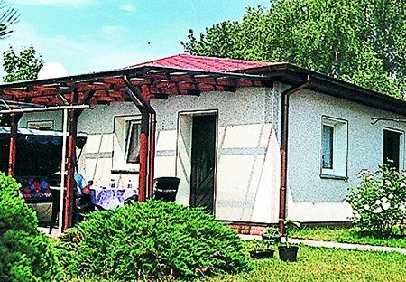 House in Loecknitz, Germany