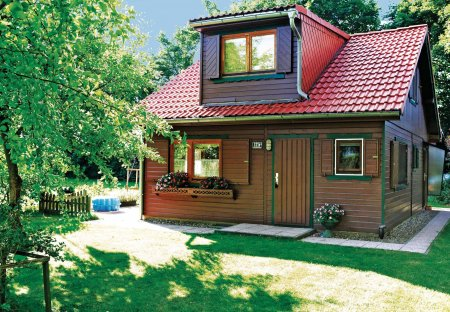 House in Mesekenhagen, Germany