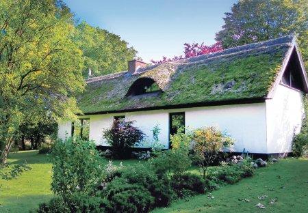 House in Garz/Ruegen, Germany