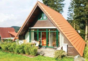 House in Wolfshagen im Harz, Germany