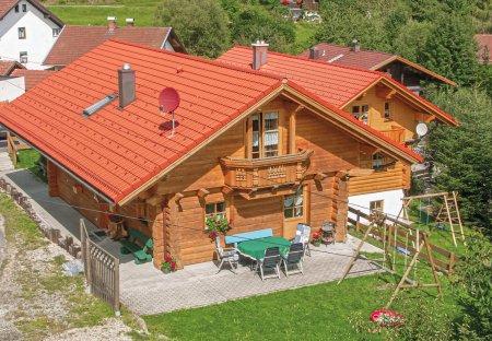 House in Regenhuette, Germany
