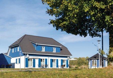 House in Altefaehr, Germany