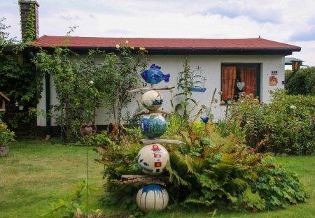 House in Lassan, Germany