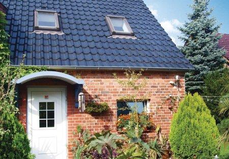 House in Berkenbrueck, Germany