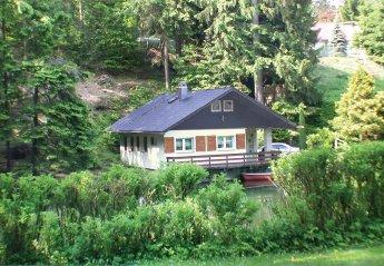 House in Nahetal-Waldau, Germany
