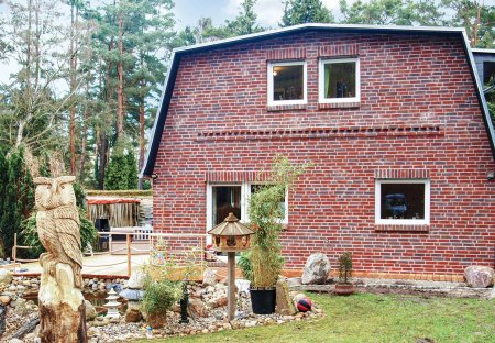House in Mueggelheim, Germany