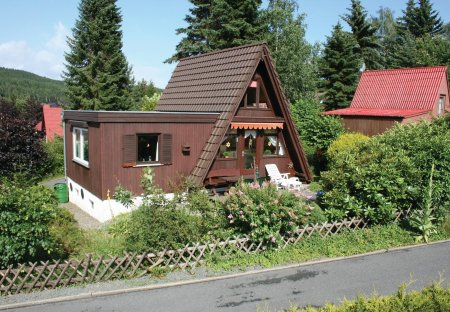 House in Wolfshagen im Harz, Germany
