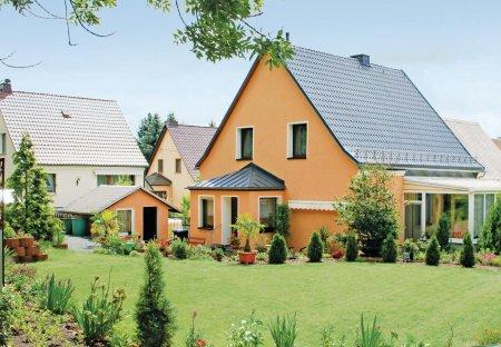 House in Oelsnitz, Germany