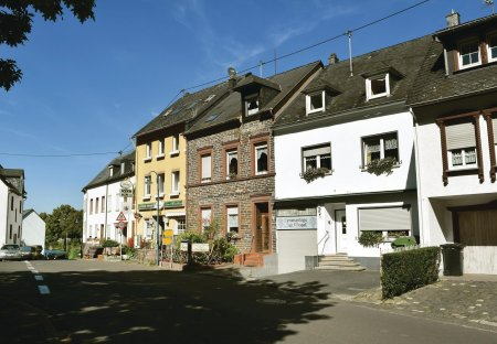 House in Kroev, Germany
