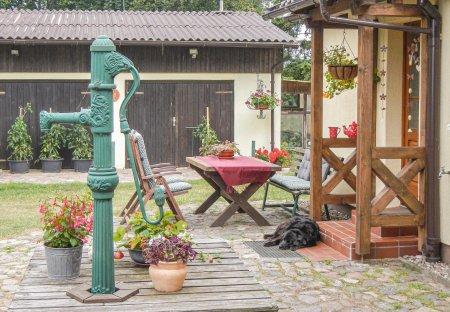 Studio Apartment in Luetow, Germany