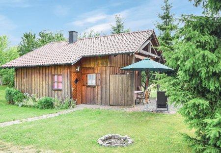 House in Waldmuenchen, Germany