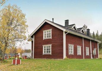 Cottage in Lapland, Finland
