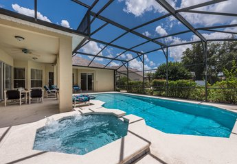 Villa in Grand Reserve, Florida