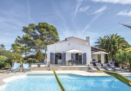 Villa in Ile Verte-Nord-Est, the South of France
