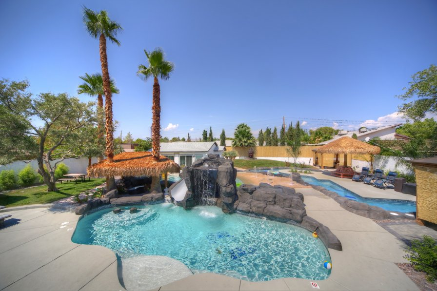 House To Rent In Las Vegas Nevada With Private Pool 231752